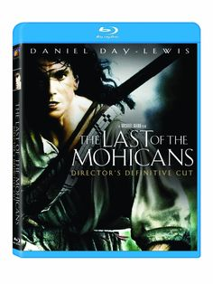 Amazon.com: The Last of the Mohicans: Director's Definitive Cut [Blu-ray]: Daniel Day-Lewis, Madeleine Stowe, Russell Means, Eric Schweig, Jodhi May, Steven Waddington, Wes Studi, Maurice Roëves, Patrice Chéreau, Edward Blatchford, Terry Kinney, Tracey Ellis, Michael Mann, Christopher Crowe, Daniel Moore, James Fenimore Cooper, John L. Balderston, Paul Perez, Philip Dunne: Movies & TV