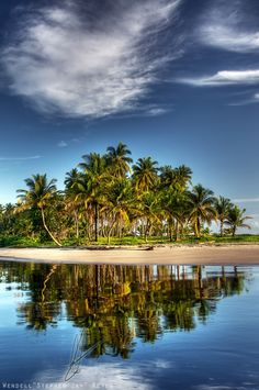 Manzanilla, Trinidad  Beautiful location in my homeland country <3