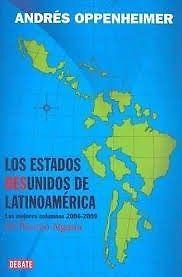 ESTADOS DESUNIDOS DE LATINOAMERICA  A.OPPENHEIMER      SIGMARLIBROS