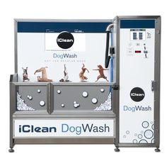The most advanced Dog Wash machine in the world!