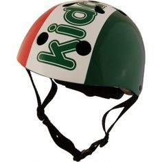Kiddimoto Helmet italian Job Medium