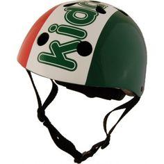 Kiddimoto Helmet italian Job Medium