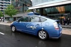 Googles robot cars are safer than human drivers.  Find your car parts at www.breakeryard.com