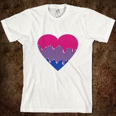 bisexual pride T I want this shirt