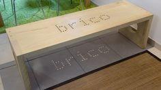 Construye un banco de madera personalizado paso a paso