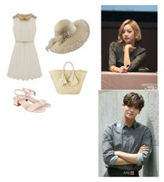 """""""Bo Mi's casual wear"""" by pantsulord on Polyvore featuring Giselle"""