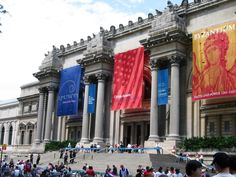 The Metropolitan Museum of Art-when you are their don't forget to go to the Lilia Acheson Wing for contemporary art. In the summer, go to the rooftop exhibition if only to see the view of the park.
