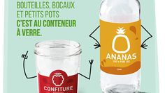 Campagne Allez les verres - recyclage du verre - Sarthe