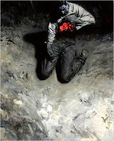 Paintings by Phil Hale: hale_fountain.jpg