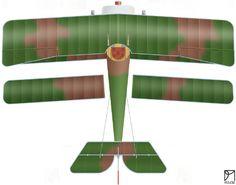 Nieuport 11 C1 Unit: Escadrille N26 Serial: 1135 Pilot - Capitaine le Comte JLV de Plandes Sioyes (?). He landed near Douai on 3rd July 1916...