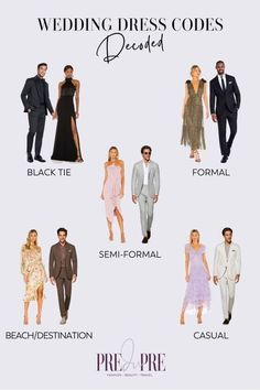 Casual Wedding, Formal Wedding, Wedding Attire, Wedding Dresses, What To Wear To A Wedding, How To Wear, Black Tie Formal, Warm Weather Outfits, Vacation Style