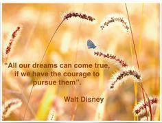 All our Dream come true…