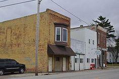 Alvordton Main Street
