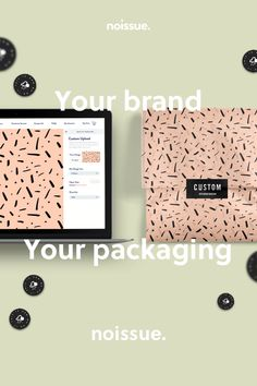 Create your own custom, sustainable packaging with low minimums and free delivery in 3 weeks or less. Your brand will th Cosmetic Packaging, Brand Packaging, Packaging Ideas, Web Design, Business Branding, Branding Design, Logo Design, Graphic Design, Organizar Instagram