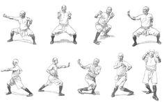 Las formas en el Kung fu - Taringa!