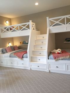 "Excellent information on ""modern bunk beds for girls& rooms"" . - Excellent information on ""modern bunk beds for girls& rooms"" Excellent inf - Bunk Beds For Girls Room, Bunk Bed Rooms, Bunk Beds Built In, Modern Bunk Beds, Girl Bedrooms, Built In Beds For Kids, Custom Bunk Beds, Adult Bunk Beds, Double Bunk Beds"