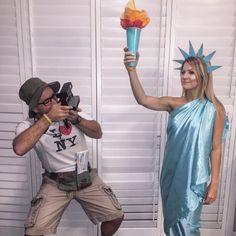 Statue of Liberty Halloween costume