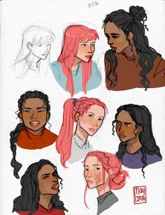 Art of Annalise Pretty Art, Cute Art, Art Sketches, Art Drawings, Adventure Time, Arte Sketchbook, Drawing Expressions, Bubbline, Sketchbook Inspiration