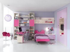 20 best Camerette Spar Arreda images on Pinterest | Kid bedrooms ...