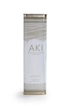 AKI Greek Extra Virgin Olive Oil