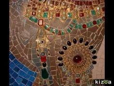 REVE D'OPALE Marie-Laure BOURBON Mosaïque d'Art