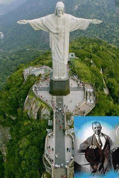 Cristo Redentor (Christ the Redeemer) - Corcovado, Rio de Janeiro, Brazil Places Around The World, Oh The Places You'll Go, Travel Around The World, Places To Travel, Places To Visit, Around The Worlds, Travel Destinations, Travel Local, Amazing Destinations