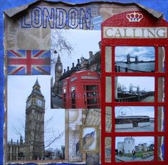 Layout: London Calling