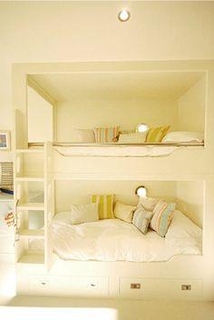 bunk sleeping