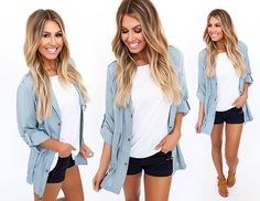 COOL for the summer ⛅️ Light Weight Jacket just perfect for these cooler nights ➡️ Light Sage Drawstring Jacket {$46} #dottiecouture #restock #bestseller #summerstyle #layers #wiw #todayslook #fashion #instafashion #shop