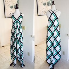 SewPetiteGal: Scarves to Maxi Dress DIY Tutorial