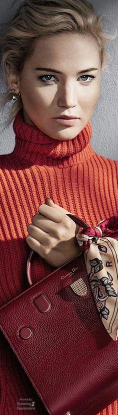 Jennifer Lawrence 4 Dior