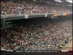 Disco Demolition Night at Comiskey Park in Chicago 1979