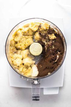 CHOCOLATE BANANA NATURALLY SWEET ICE CREAM Really nice recipes.  Mein Blog: Alles rund um Genuss & Geschmack  Kochen Backen Braten Vorspeisen Mains & Desserts!