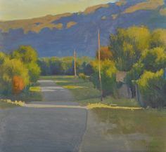 Profile: Ian Roberts - The Artist's Road