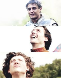 The White Queen: Edward, George and Richard.