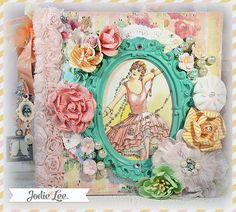 Divine Mini Album Kit Club Project for March by jodieleedesigns, $59.50