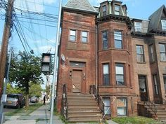 Real Estate: 300 Liberty Street, Newburgh NY $99,900. Victorian mansard roof house in need of restoration