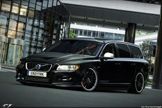 Volvo V70 by ~CrazyTurk on deviantART