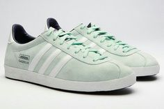 Adidas introduces the limited edition Gazelle Nylon trainers