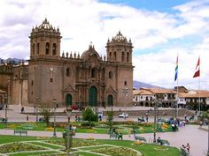Catedral de Cusco. #Peru #Viagem