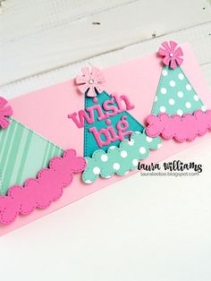 lauralooloo: Are You Looking For Adorable (and Simple) Birthday Card Ideas? Simple Birthday Cards, Girl Birthday Cards, Masculine Birthday Cards, Bday Cards, Handmade Birthday Cards, Diy Crafts For Girls, Diy For Kids, Card Making Techniques, Creative Cards