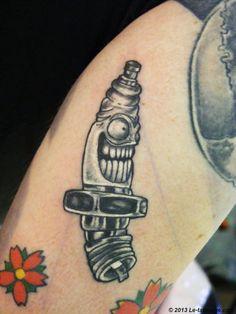 tatouages tatouage bougie, tatouage bougie