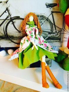 Куклы Тильды ручной работы. Тильдочки. Ирина Сорокина. Ярмарка Мастеров. Кукла в подарок, пряжа