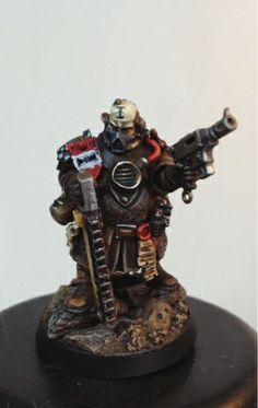 Inquisitorial henchman