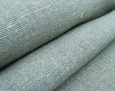 Natural Linen Upholstery Fabric Hard Wearing