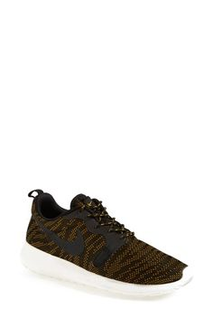 Free shipping and returns on Nike 'Roshe Run' Jacquard Sneaker (Women) at Nordstrom.com. Stand out from the crowd in a streamlined, jacquard-knit sneaker fitted with a cushioned Phylon midsole and a durable waffled sole.