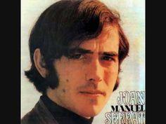 Joan Manuel Serrat - La Paloma (1968) Poema de Rafael Alberti