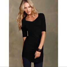 Nwt Victoria'S Secret Moda International Tunic