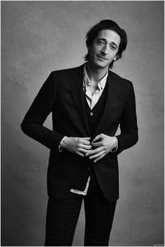 "Hot on the heels of his Vogue Korea photo shoot, actor Adrien Brody connects with Mr Porter for the latest edition of The Journal. Photographed by Blair Getz Mezibov and outfitted by stylist Eugene Tong, Brody is captured in looks from Brioni, Berluti, Lanvin, Acne Studios and more. Reflecting on acting and the job of the director, Brody shares, ""Acting really is elusive; no ..."