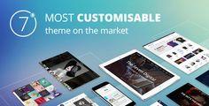 Download – The7 Responsive Multi-Purpose WordPress Theme – Version 3.3.0
